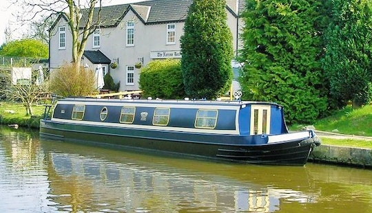 Hire 55' Canal Boat