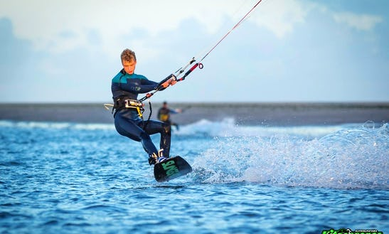 Kitesurfing Lessons And Rental In Dublin
