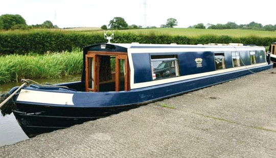 Hire 50' Canal Boat