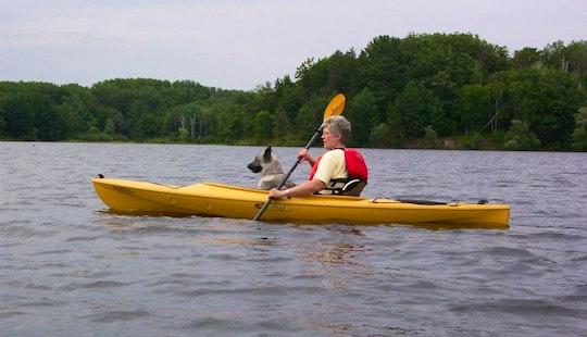 Book A Single Kayak In Charlottetown, Canada
