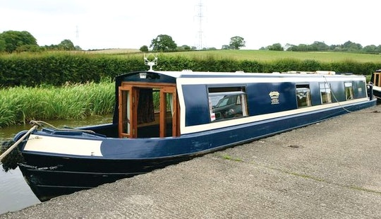 Hire 57' Canal Boat