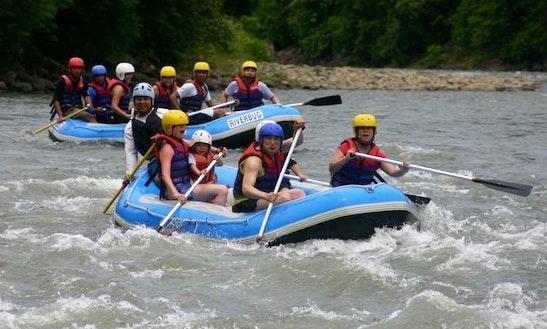 Rafting Trips In Kuching