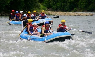 White Water Rafting Trips in Kuching