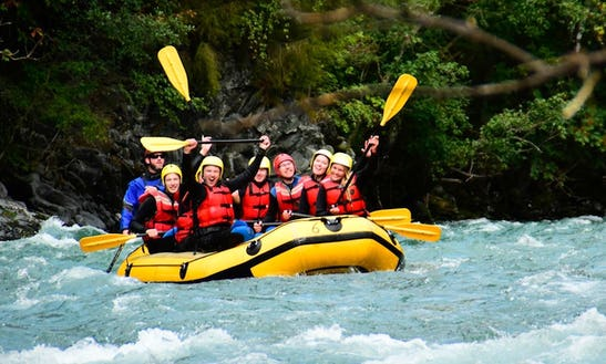 Rafting Trips In Oppland