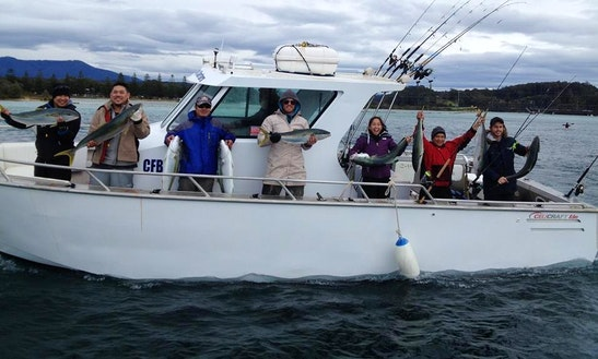 Fishing Trips In North Narooma