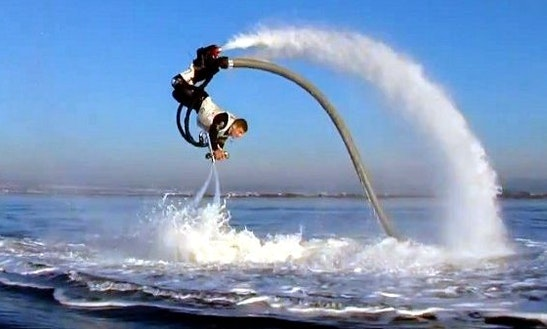 Jetpack In Sacramento, California