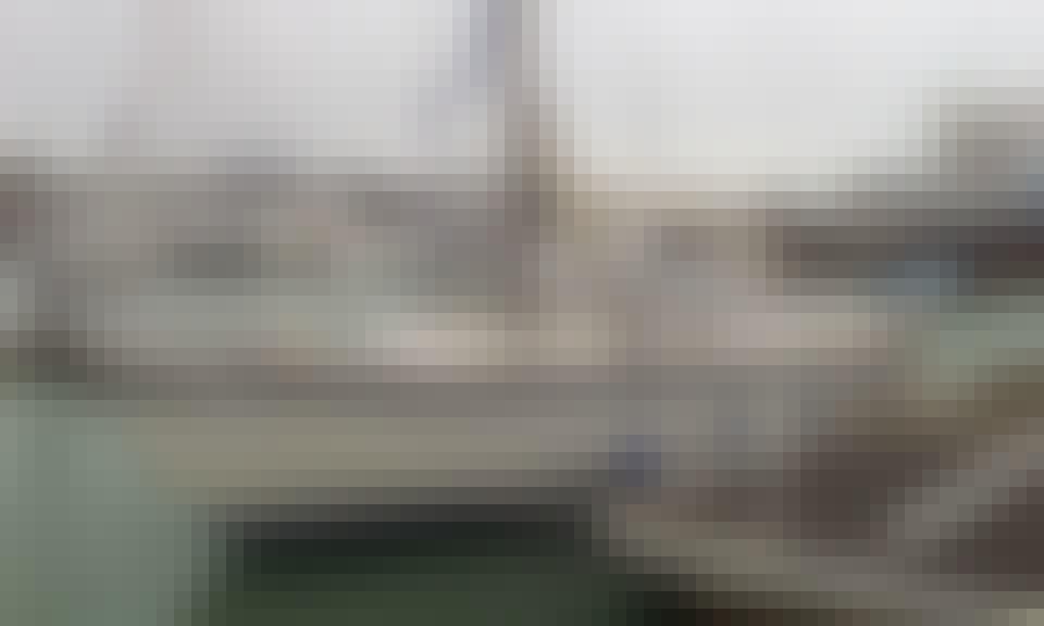 """Sailing Charter On 46ft """"Merlin"""" Cruising Monohull In Ahakista, Ireland"""
