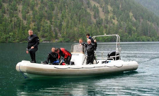 Diving Trips And Courses In Kelowna