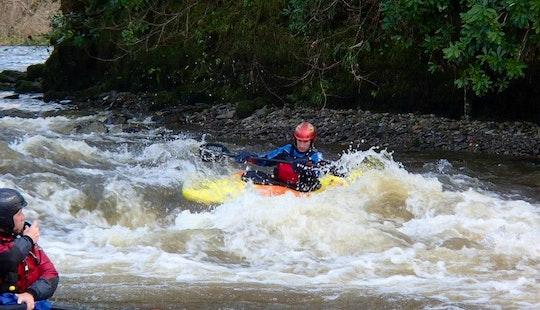 Fantastic Kayak Tours On A Stunning River Greta In Keswick, United Kingdom