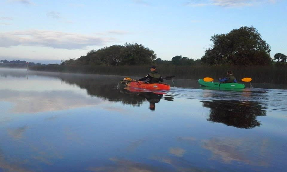 Kayak Rental in  Schannon Longford