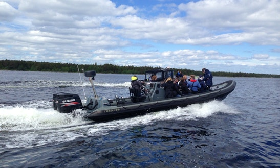 Rib For Rent In Sundsvall