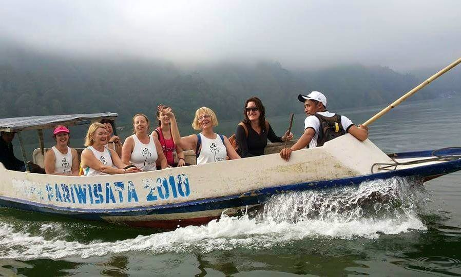 LAKE BOATING TOURS in Lake Batur Kintamani