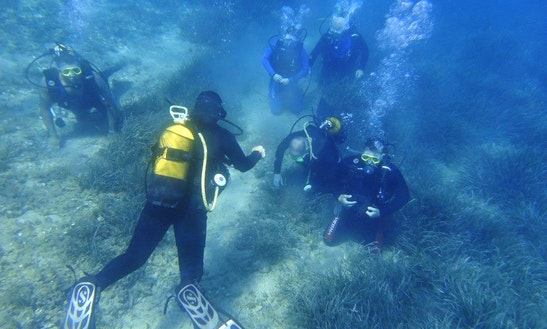Diving Tour In Turkey