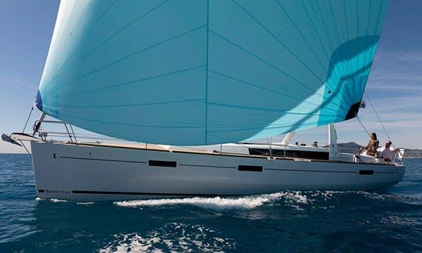 Oceanis 45 Cruising Monohull Rental in Split