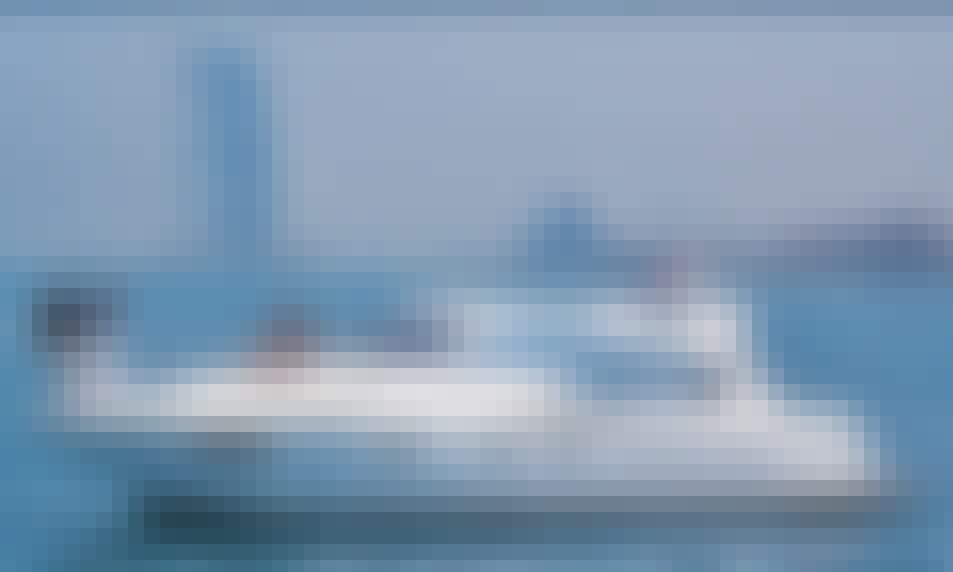 Charter 50' Overmarine Mangusta 165 Motor Yacht In Dubai, UAE