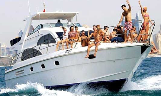 Charter 55' Al Shali AS55 Power Mega Yacht In Dubai, UAE