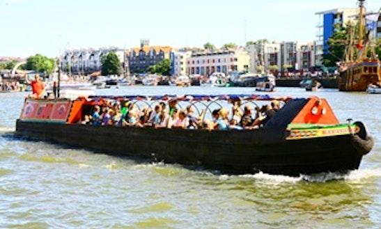 Redshank Passenger Boat Hire In Bristol