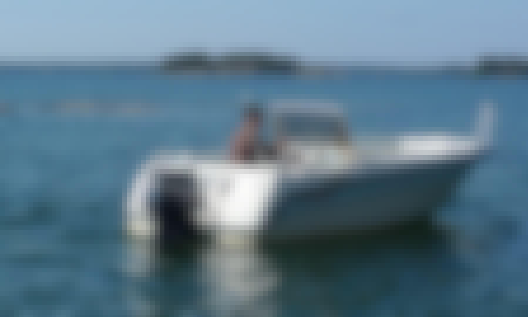 Rent Yamarin Powerboat in Finland