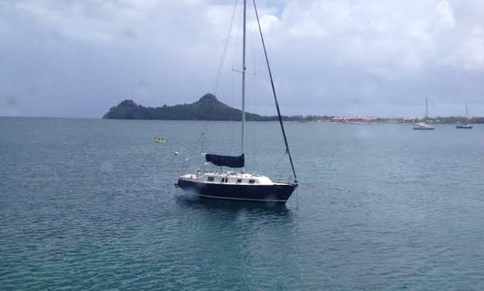 Sloop Rental In Rodney Bay, St. Lucia