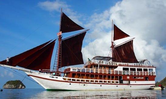 Diving In Komodo Islands Indonesia