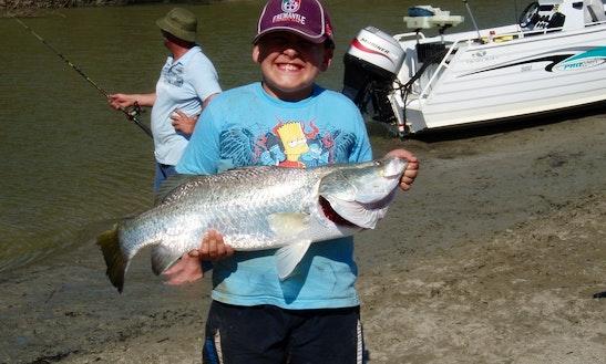 Fishing Charter In Shoal Bay