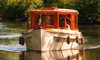 Rose Boat Tour in Baambrugge