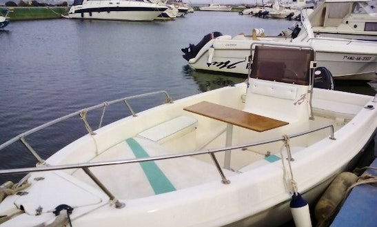 16' Saver Open Center Console In La Manga Menor, Spain