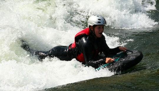 Riverboarding In Norway