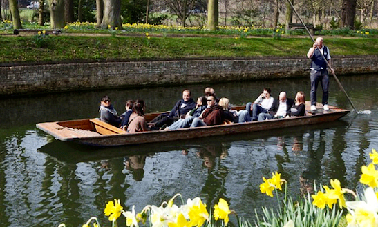 River Cruise In Cambridge