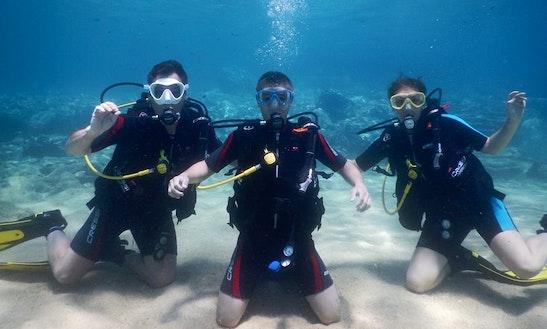 Diving Trips In Chalkidiki