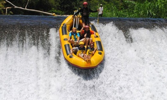 Rafting Trips In Rendang, Indonesia
