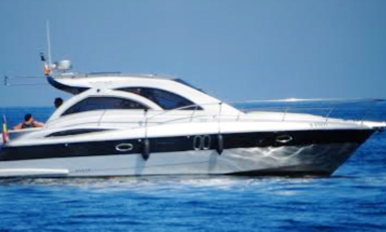 Gorgeous Platinum 40 Motor Yacht For Charter In Marbella, Andalucía
