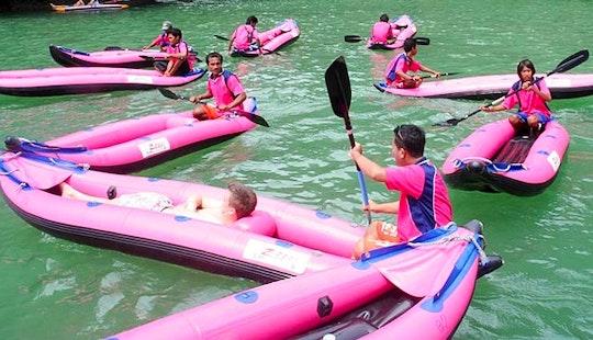 Canoe Tours In Phuket