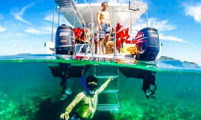 Scuba Diving in Kota Kinabalu