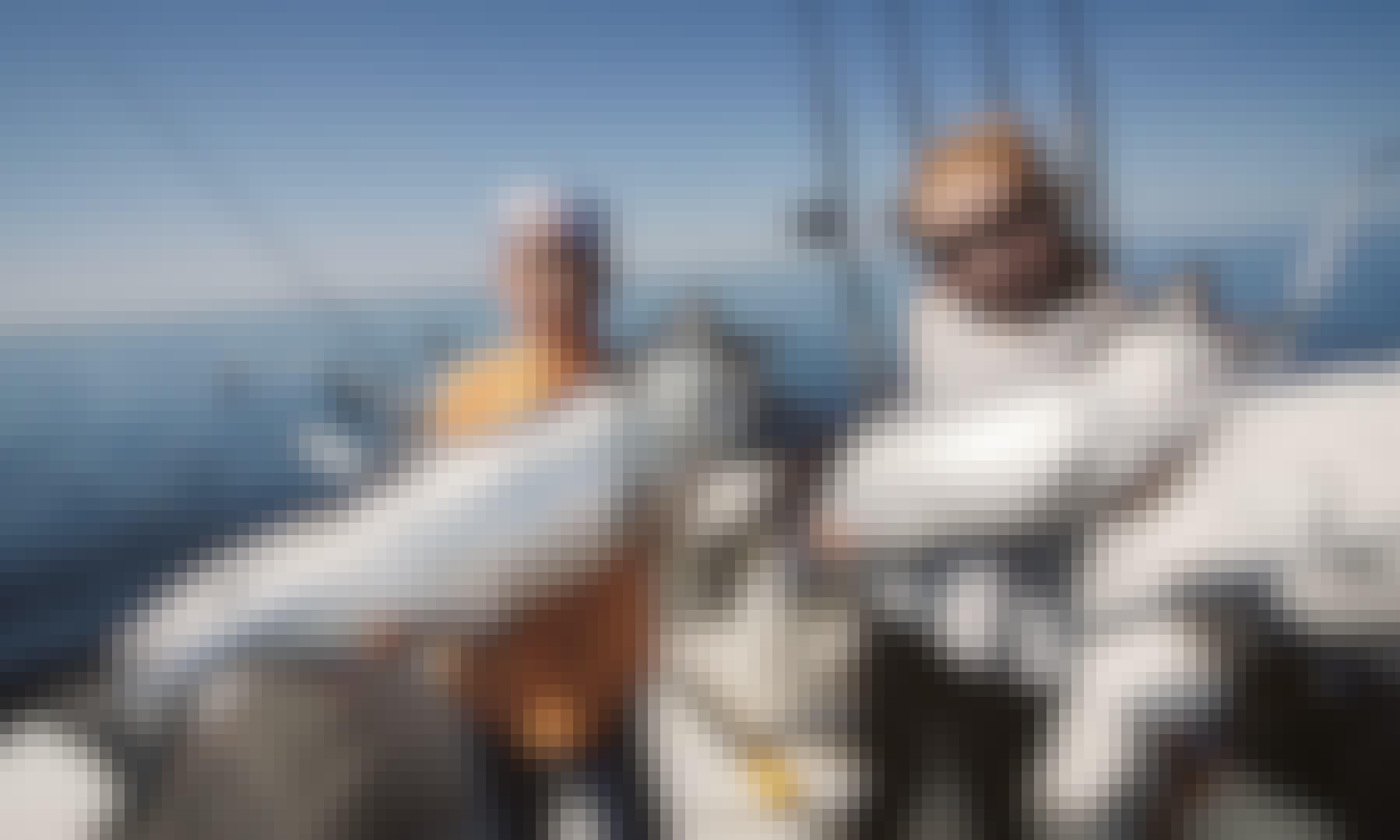 26' Seaswirl Striper fishing charter in Norfolk County