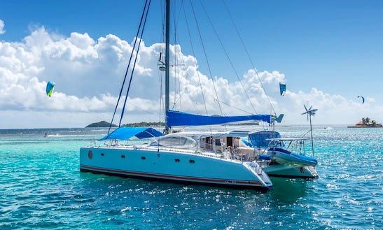 Cruising Catamaran Rental In The Grenadines