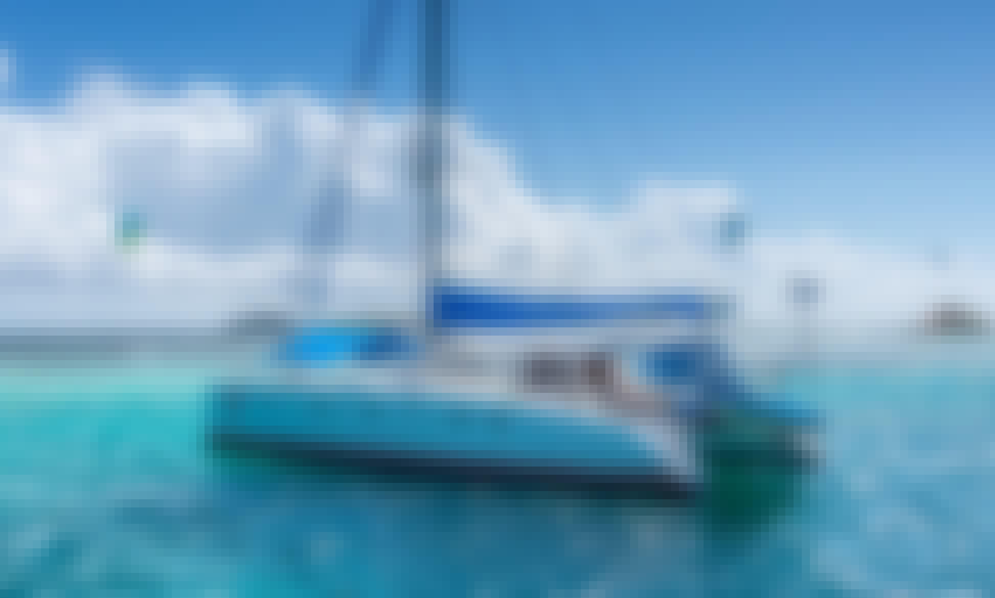 Cruising Catamaran rental in the Grenadines