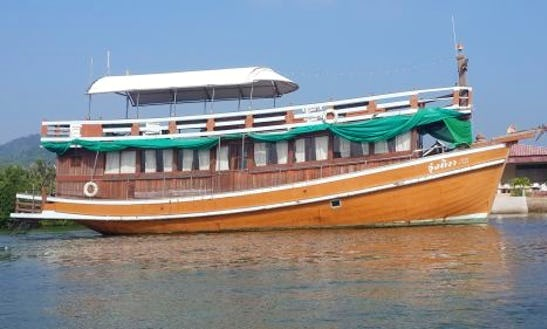 66 Ft. Boat Daytrips And Cruises In Tambon Wang Pong