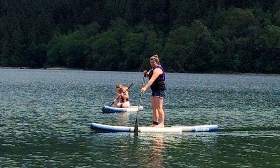 Paddleboard Rental Alouette Lake