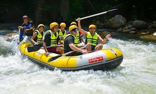 Rafting Tour In Kuala Lumpur