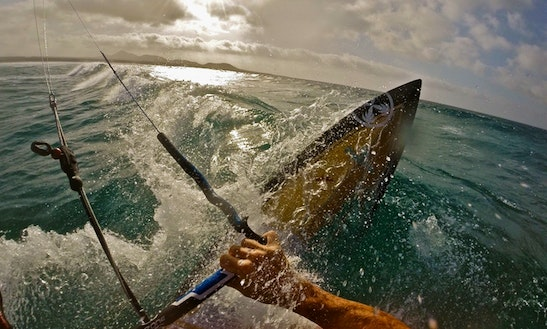 Kitesurf Rental & Lessons In Teguise, Spain