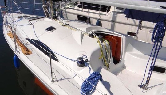Charter 8 Person Twister 32 Sailboat In Giżycko, Poland