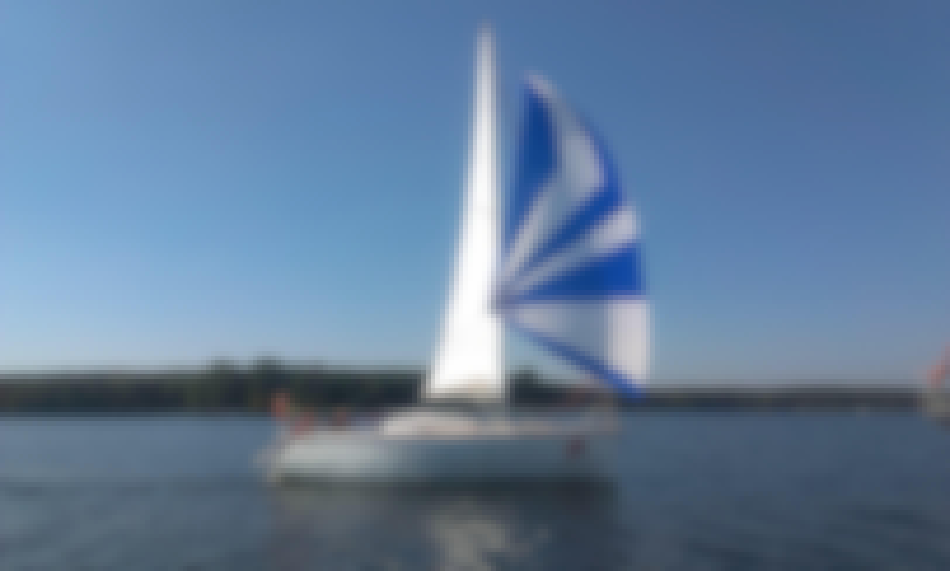 Twister 26 Cruising Monohull Charter in Gizycko, Poland