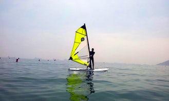 Windsurfing Courses in Algeciras