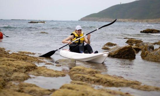Single Kayak Rental And Tours In Algeciras