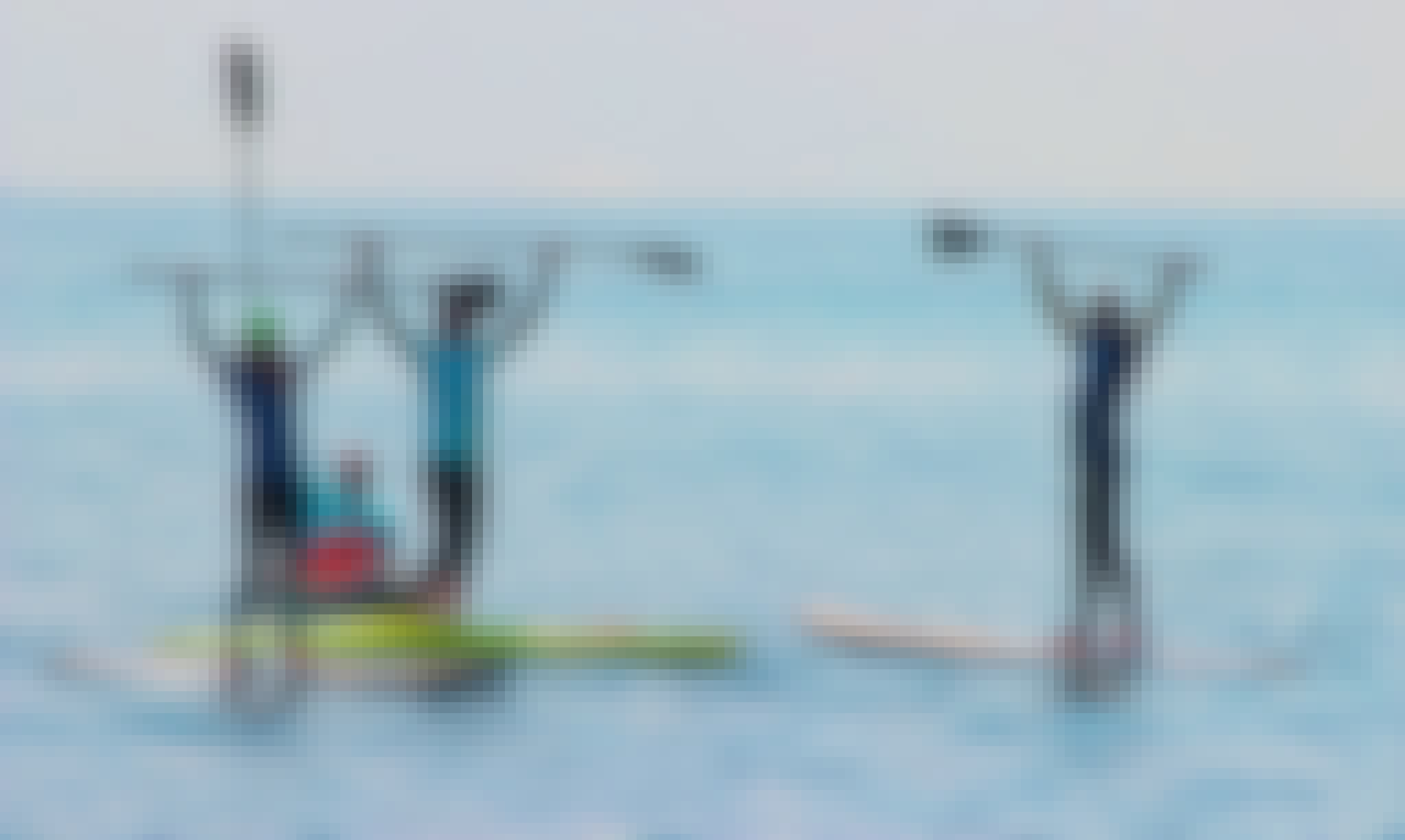 Paddleboard Rental and Courses in Algeciras