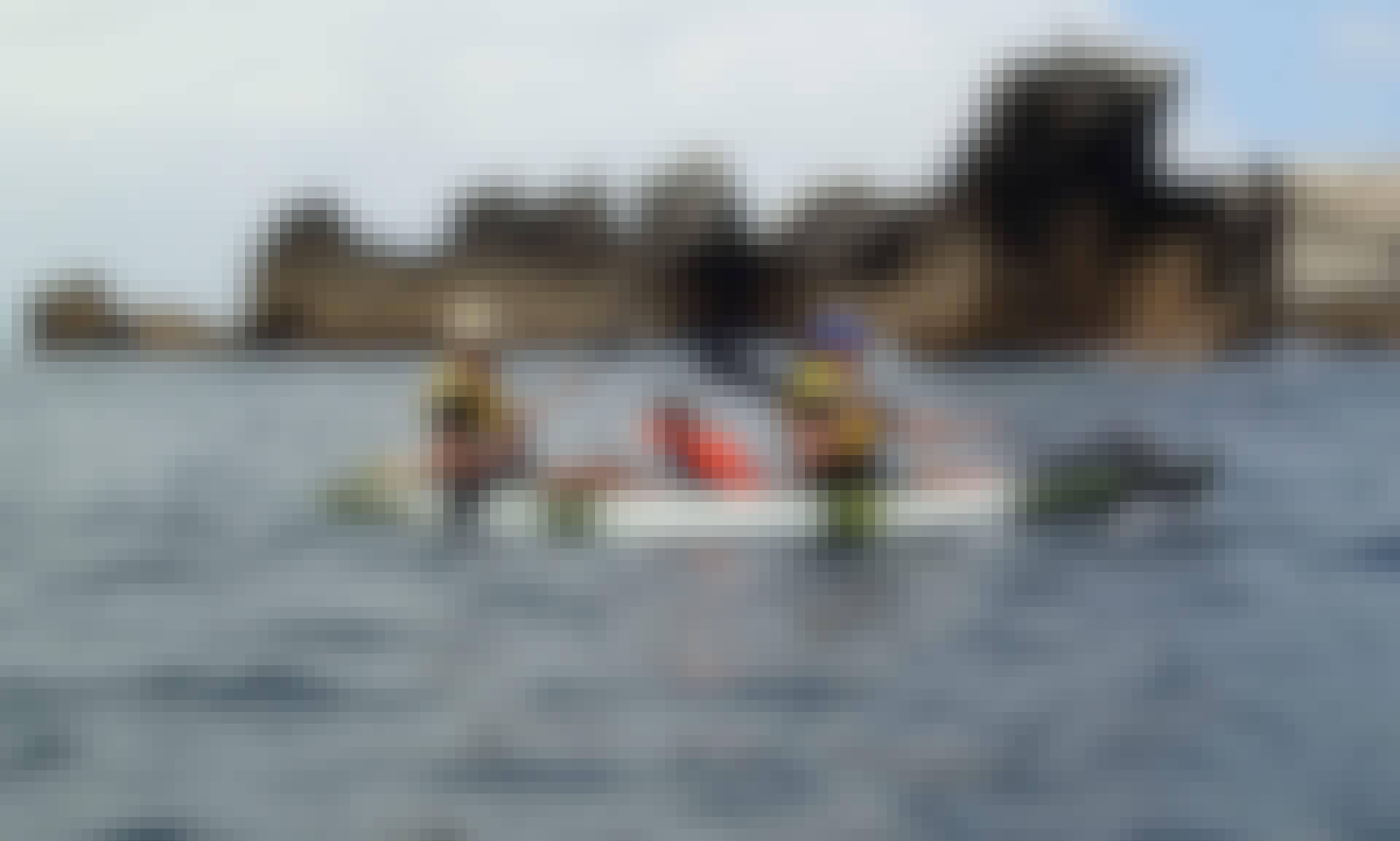 Double Kayak Rental and Tours in Algeciras