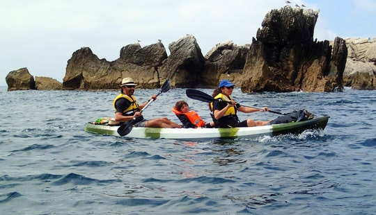 Double Kayak Rental And Tours In Algeciras