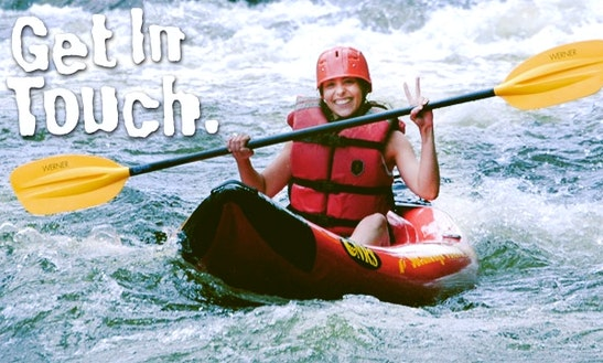 Single Kayak Rental & Lessons In Hadley, New York