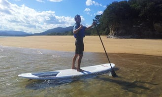 Paddleboard Courses and Rental in Ibarrangelu